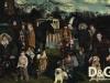 Доменико Дольче и Стефано Габбана (Domenico Dolce & Stefano Gabbana) и их    золотой лабрадор - Лола и ее сын Дали
